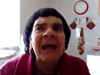 Sul cucuzzolo della montagna cantato dalla magica Rosaria Mannino!