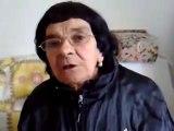 Una simpaticissima anziana di YouTube (Rosaria Mannino) sprona i tifosi!