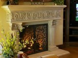 Mantel Depot - US Manufacturer of Cast Stone Fireplace Mantels