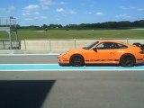 Porsche Au Circuit De Bresse