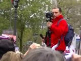 Manifestation anti-corrida le 20.10.2012 au Palais-Royal (réalisé par Force Anti Corridas)