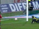 But Anthony LE TALLEC (71ème) - LOSC Lille - Valenciennes FC (2-1) - saison 2012/2013