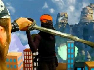 Improbable Versus_ Pirate VS Ninja