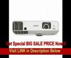 Epson PowerLite 915W Multimedia Projector with 3200 Lumens, 16:10 Aspect Ratio, 2000:1 Contrast Ratio, 1280 x 800 (WXGA) Resolution