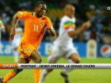 Portrait: Didier Drogba, le grand favori