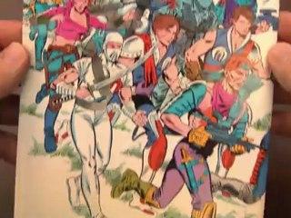 CGR Comics - G.I. JOE: ORDER OF BATTLE #3 comic book review
