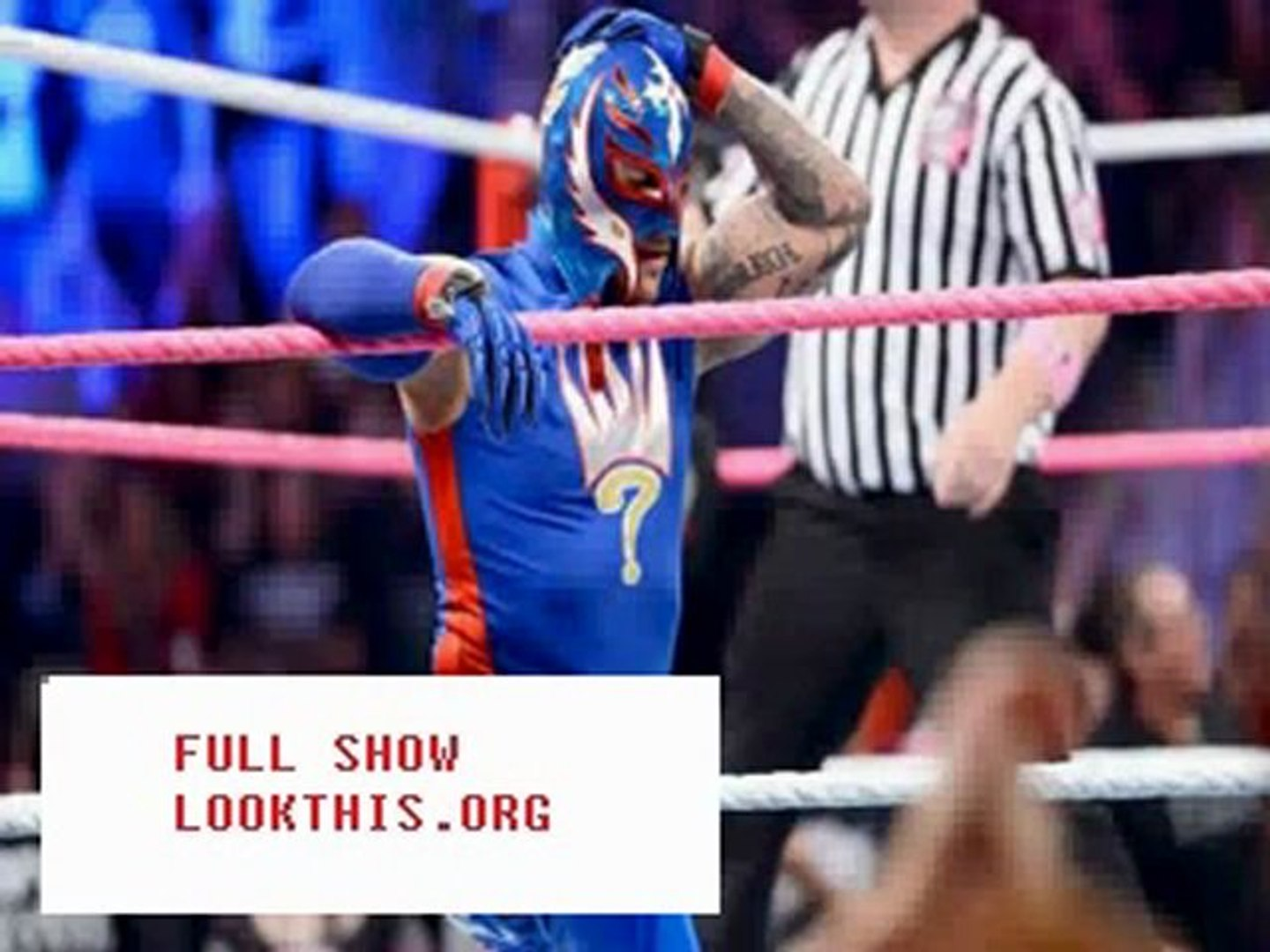 Rey Mysterio Sin Cara vs. The Prime Time Players WWE Hell in a Cell 2012 Highlights