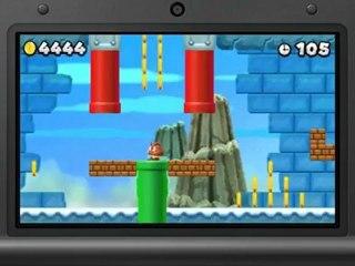 DLC Gold Mushroom Pack de New Super Mario Bros. 2