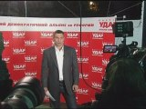 Boxing star Vitali Klitschko comes third in Ukraine election