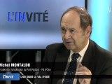VOtv L'Invité : L'UDI dans le Val d'Oise Michel Montaldo