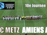J10 - FC Metz AC Amiens - le résumé