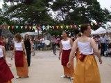 cHoReDaNsE et LoIsIrS - Milly la Forêt - Atelier danses traditionnelles - Le  patouillat 2011