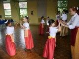 cHoReDaNsE et LoIsIrS - Milly la Forêt - Atelier danses traditionnelles  -  Prestation la Fertés Alais - Enfants 19 ocobre 2011