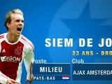 De Jong, Sana, Eriksen, ces pépites de l'Ajax Amsterdam !