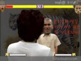 humour- Zidane Street Fighter -