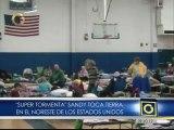 """""""Sandy"""" ha causado 5 muertos en Nueva York y 2 en Nueva Jersey"""