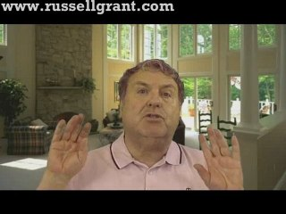 RussellGrant.com Video Horoscope Aries October Tuesday 30th