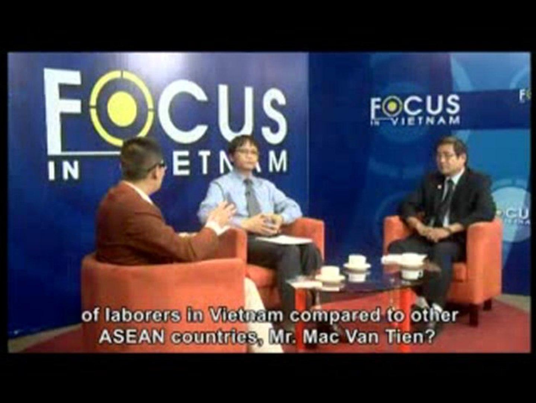Tiêu điểm: Hợp tác đào tạo nghề hướng tới chuẩn Asian 2015