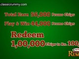 Join Classic Rummy to Play Rummy Games and Get 56,000 Promo Chips Free
