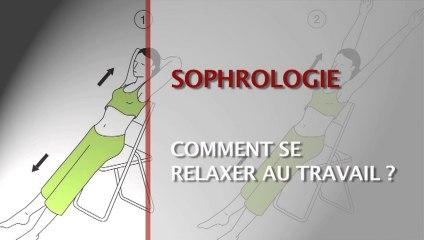 Se relaxer au travail grâce à la sophrologie
