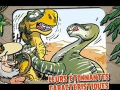 Les Dinosaures en bd tome 3