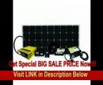 Go Power! Weekender SW Complete Solar and Inverter System with 155 Watts of Solar
