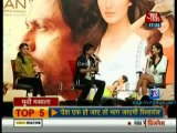 Movie Masala [AajTak News] 30th October 2012 Video Watch p1
