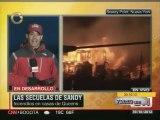 """En Video: Declaran como """"zona catastrófica"""" áreas de Nueva York y Nueva Jersey, afectadas por """"Sandy"""""""