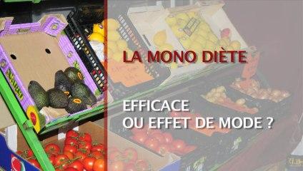 La mono diète : efficace ou effet de mode ?