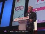 Le Parti Socialiste en congrès à Toulouse