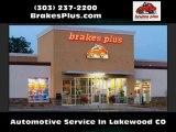 Auto Service Lakewood CO - Brakes Plus - Lakewood