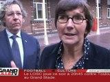 La ministre de la jeunesse face au congrès des enfants (Lille)