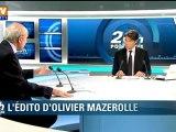 L'édito d'Olivier Mazerolle du 30 octobre