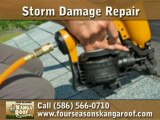 Roof Repairs in Shelby, MI - Call (586) 566-0710