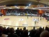 BCGO - Saint Dizier : Résumé du Match