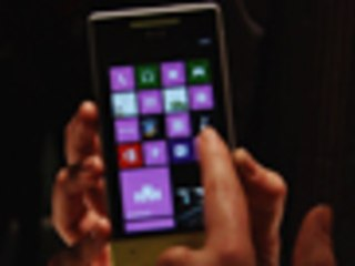 HTC 8S Hands on Windows Phone 8