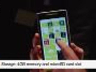 HTC 8S first look video
