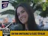 Cine5 Dizi Magazin Serhan Yavaş Özlem Yılmaz Röportajı