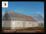 Montage maison ossature bois par GM Constructions Bois, 1ère partie