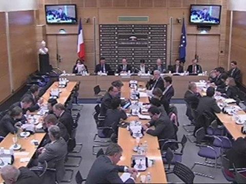 Intervention du député Philippe Gosselin en Commission des Lois - 17 octobre 2012