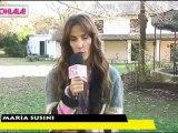 María Susini nos muestra su cartera. Revista OHLALA