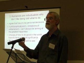 Professor Richard Norman - Humanism for a Better World