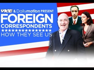 Foreign Correspondents -- Al Jazeera Covers the U.S. Presidential Election