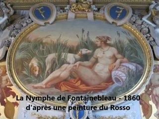 La première école de Fontainebleau - La galerie François Ier