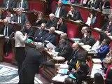 Réponse de la ministre Sylvia PINEL sur la TVA Restauration lors des Questions au Gouvernement