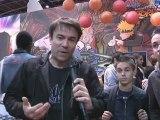 PGW 2012 : Franck Guillaume au stand de Naruto Ultimate Ninja Storm 3 (Partie 1/2)