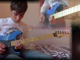Joe Satriani - Always with me, always with you (cover)