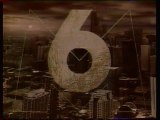 M6 31 Décembre 1992 Fin Sea, Six & Fun, 1 Pub, 1 B.A., Ex. 6 Minutes