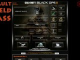 The Black Ops 2 Interactive Class Configurator: SMG, Assault, Sniper, and Assault Shield Classes