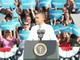 La magie Obama opère toujours dans le Nevada